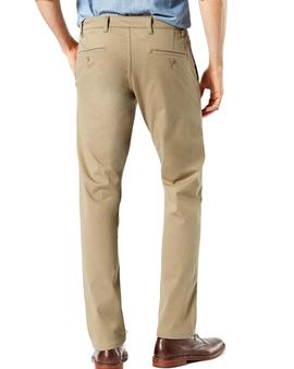 Dockers Flex Tapered Hommes Pantalons Kaki