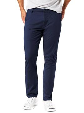 Pantalon Dockers Alpha 4 Bleu