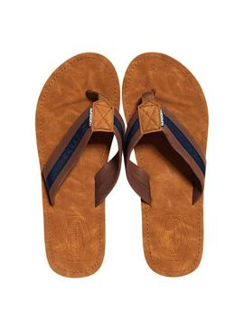 Tongs Superdry Cove 2.0 Camel Man