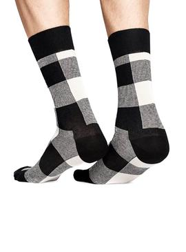 Chaussettes Happy Socks Lumberjack Black Hommen