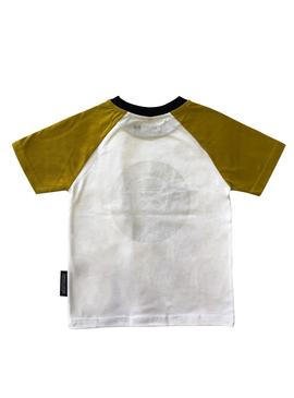 T-Shirt Rompiente Clothing Rompetiño Gold Kids