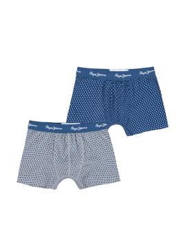 Paquet Underpants Pepe Jeans Brice