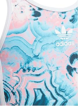 Body Adidas Marble Multicouleur Fille