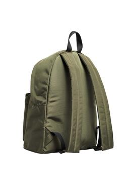 Sac à dos Tommy Jeans Cool City Vert Homme