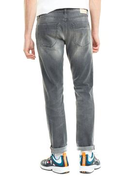 Jeans Tommy Jeans Scanton Heritage Gris Homme