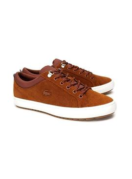 Baskets Lacoste Straightset Isoler Homme