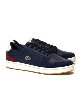 Baskets Marine Lacoste Masters Cup Pour Homme