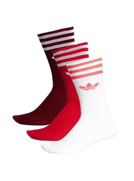 Pack Chaussettes Adidas Classic Multicolor