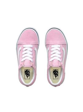 Baskets Vans Old Skool Rose Teen