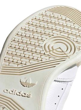 Baskets Adidas Continental 80 FT Blanc Homme