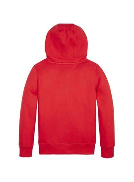 Sweat Tommy Hilfiger Essential H Rouge