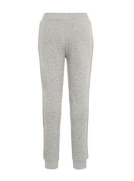 Pantalon Name It Ninel Gris Pour Fille