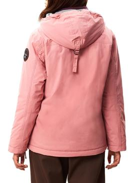 Veste Napapijri Rainforest Winter Rose Femme
