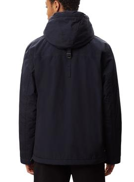 Napapijri Rainforest Pocket W PKT Marine Homme