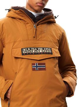 Napapijri Rainforest Pocket W PKT Golden Homme