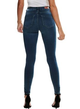 Jeans Only Royal HW BJ13964 Dark Femme