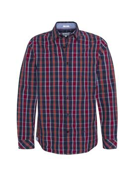 Chemise Pepe Jeans Evan Cadres pour Homme