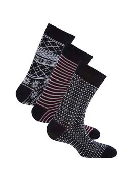 Pack Pepe Jeans Chaussettes Maxey Pour Homme