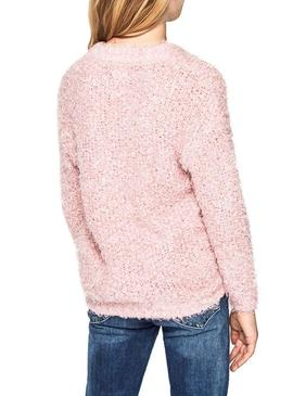 Pull Pepe Jeans Britney Rose Fille