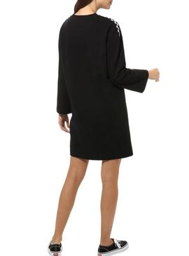 Vans Dress Chromo Black Femme