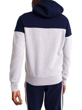 Sweat Superdry Racer Imprimer Multicolore Homme
