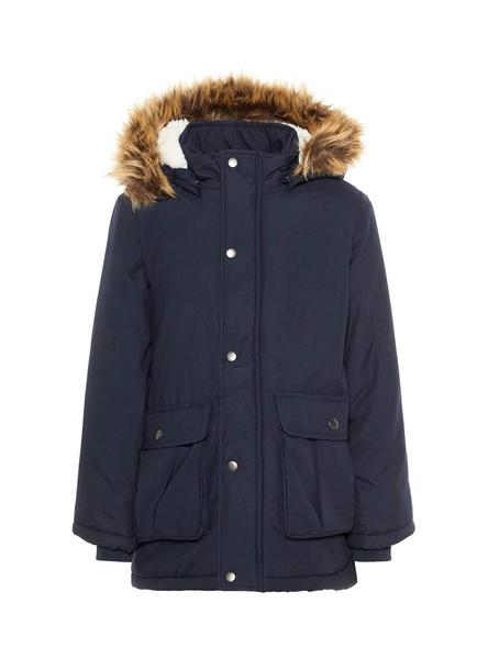 Veste Name It Moa Blue Marin Enfante