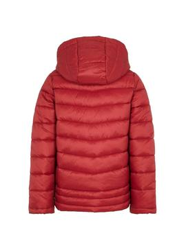 Veste Name It Move Rouge Enfante