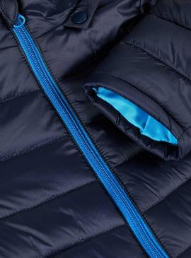 Veste Name It Move Blue Marin Enfante