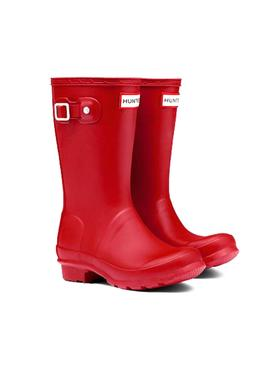 Boots Hunter Kids Original Rouge