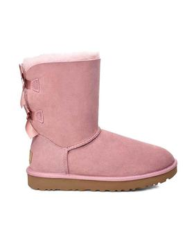 Bootss UGG Bailey Bow Rose Femme
