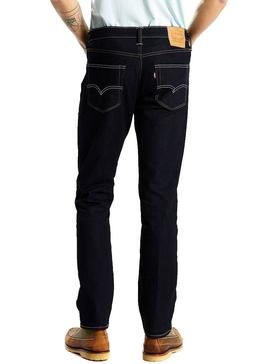 Jeans Levis 511 Slim Marine Homme