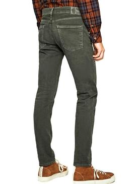 Jeans Pepe Jeans Stanley Gris Homme