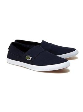 Chaussure Lacoste Marice Marin Homme