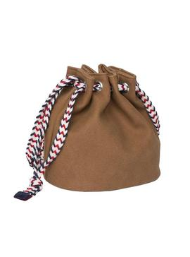 Bag Pepe Jeans Duffle Camel For Girl