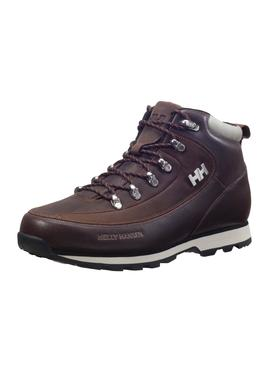 Boots Helly Hansen Forester Brown