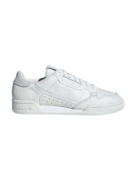 Baskets Adidas Continental 80 Blanc Homme