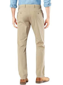 Pantalon Dockers Smart 360 Chino Kaki Homme