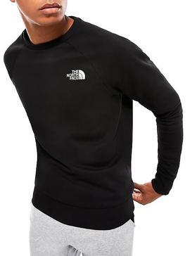 Sweat The North Face Boîte noire Homme