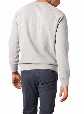 Sweat Dockers River Rock Gris Pour Homme