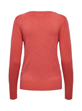 Jesey Only Venice corail pour Femme