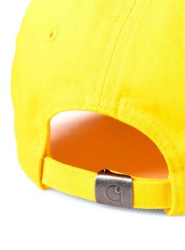 Casquette Carhartt Madison Yellow Homme et Femme