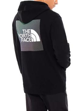 Sweat The North Face Rainbow Noir Homme
