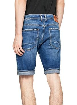 Bermuda Pepe Jeans Stanley pour homme