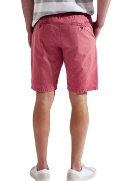 Bermuda Hackett Lounge Pink pour Homme