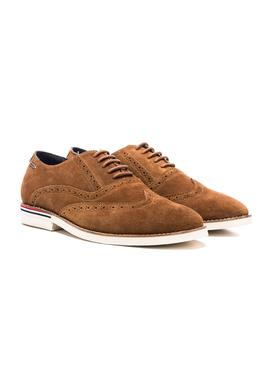 Chaussures Pepe Jeans Dave Camel