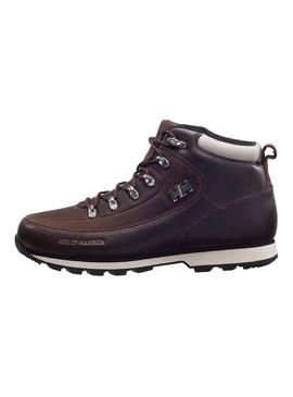 Bootss Helly Hansen The Forester Marron pour Femme