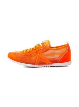 Baskets Munich Osaka 428 Orange Femme et Homme