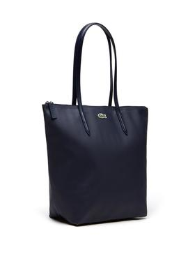 Lacoste Vertical Shopping bag Marin