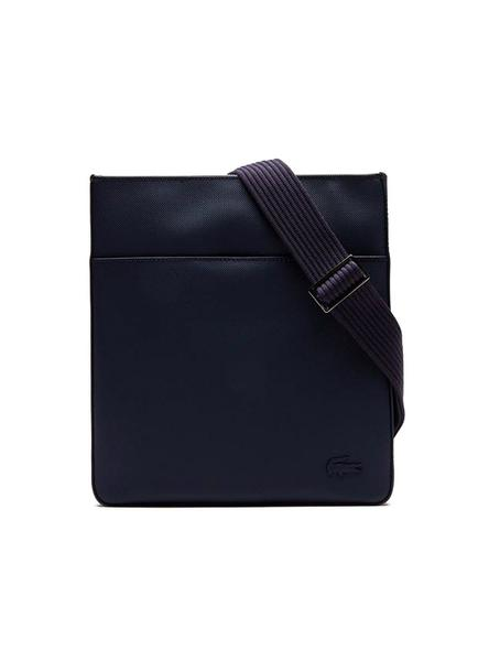 Sac Lacoste Cross Flat Marin Homme