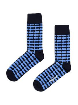 Chaussettes Happy Socks Direction Bleu